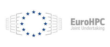 Logotip projekta EuroHPC Joint Undertaking